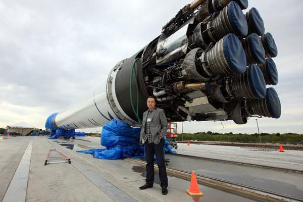 Проект SpaceX с сегодняшнего дня планирует вернуться к ракетным запускам