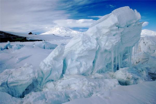 Львовские геодезисты осуществили лазерное 3D-сканирование ледников Антарктиды