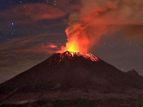 Геофизики открыли в Тихом океане самый большой вулкан на Земле