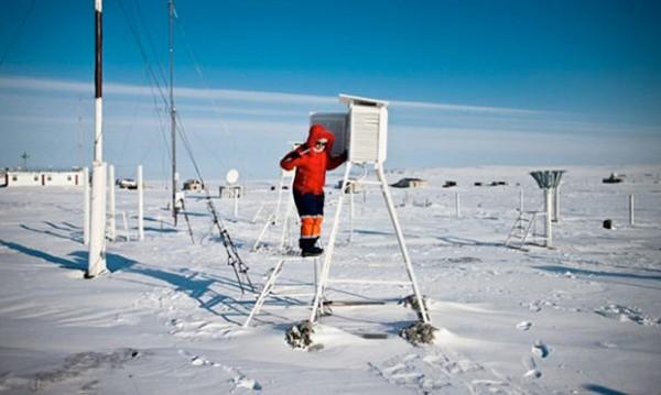 В Томске разработали инновационную метеостанцию для Арктики