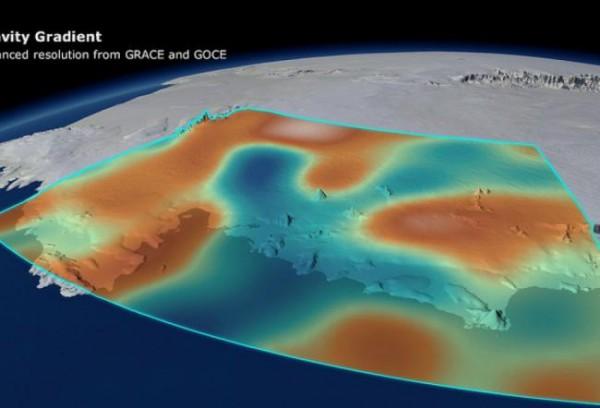 Глобальное потепление изменило гравитационное поле Земли