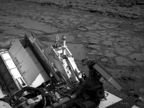Curiosity обнаружил на Марсе породы, напоминающие древние постройки