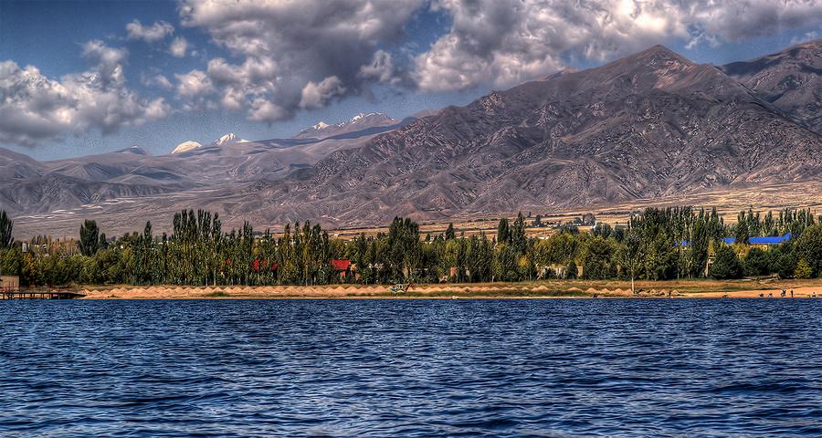 Легенда озера Иссык-Куль