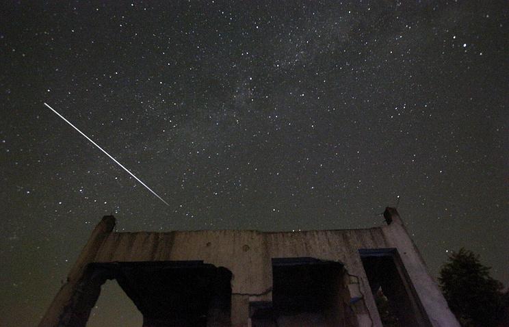 Небольшой астероид диаметром три метра упал вСША