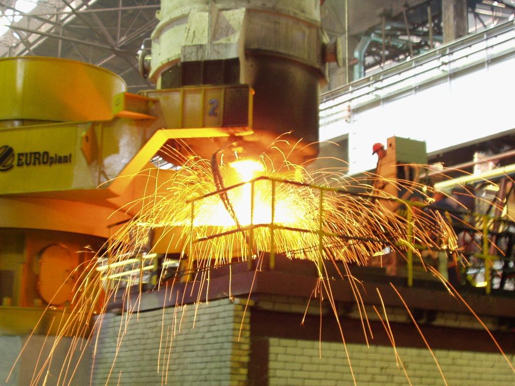 Индия выйдет в лидеры по потреблению стали