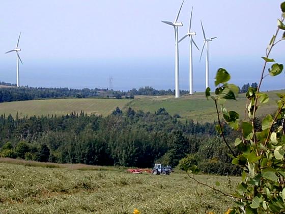 В 2050 году Канада должна перейти на «зеленую» энергетику