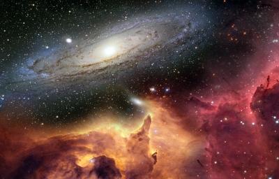 Ученые посоветовали революционный сценарий развития Вселенной после огромного взрыва