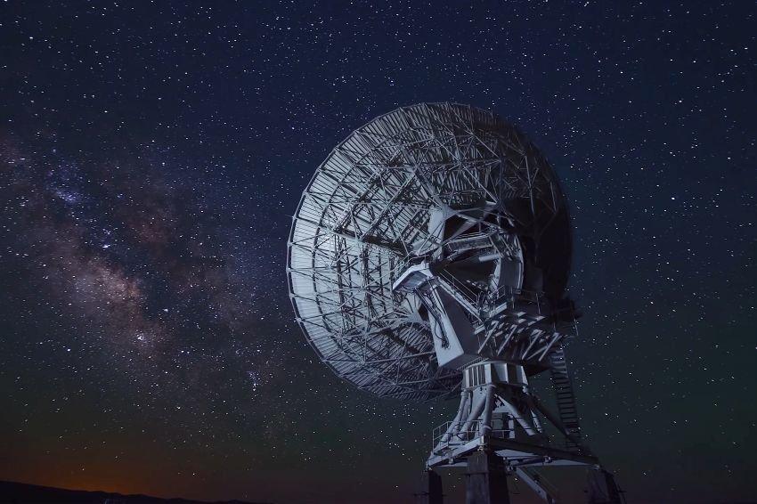 как ловить сигналы из космоса