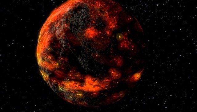 Ученые считают Луну порождением столкновения Земли с иными планетами