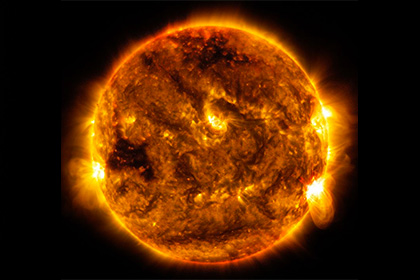 К 2050-ому году  Землю накроет кромешная тьма— Геофизики
