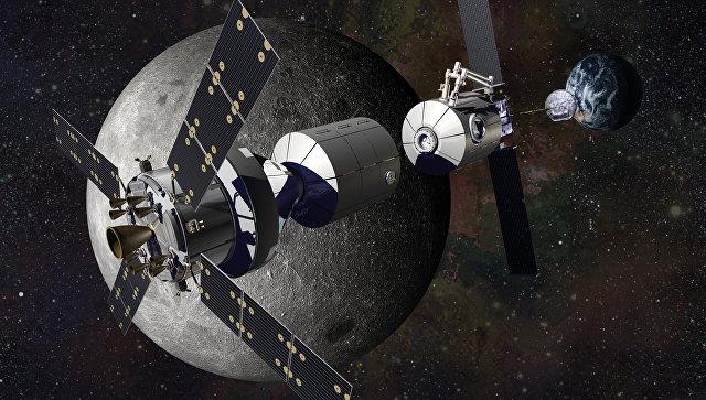 Индия готова скоро добывать на Луне гелий-3
