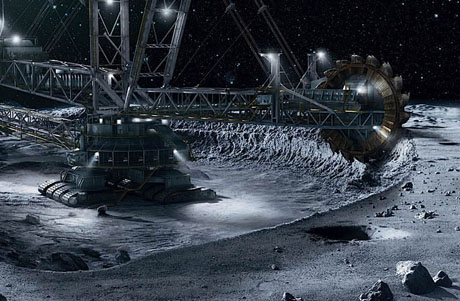 Скоро в институтах может появиться предмет «Космическая геология»