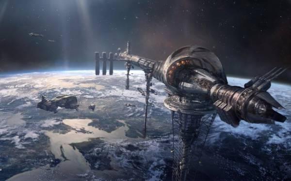 Лифт вкосмос построят к 2050г — Ученые