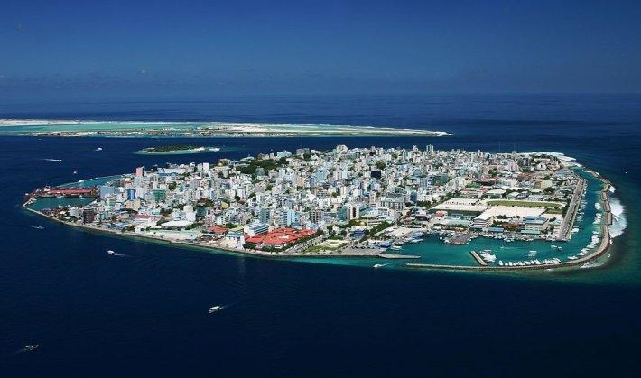 Мальдивы скоро уйдут под воду