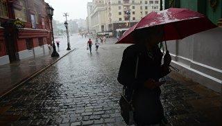 30-31 октября Москву накроет циклон «Гервард»
