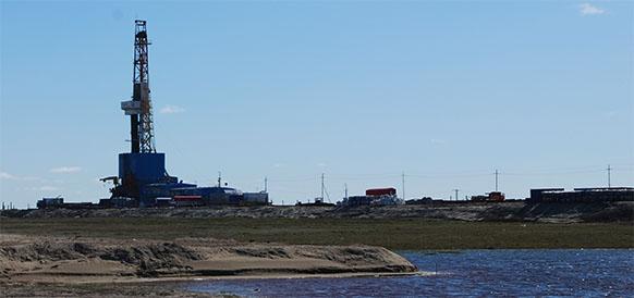 Газпромнефть-Ямал пробурила многозабойную скважину с 4 горизонтальными обсаженными стволами