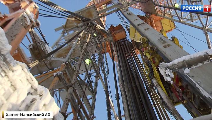 В Югре начата разработка месторождения сланцевой нефти