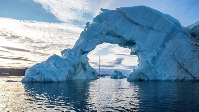 Арктическая весна приходит на месяц раньше обычного