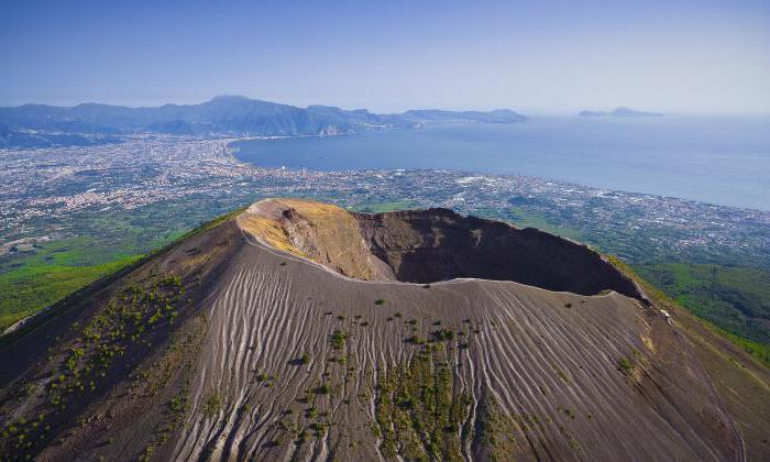 Крупнейшие вулканы