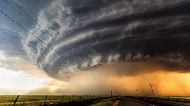 Метеорологи предупреждают о сокращении территории, на которой идут дожди