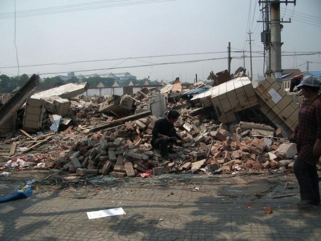 В Японии произошло землетрясение магнитудой 6,1