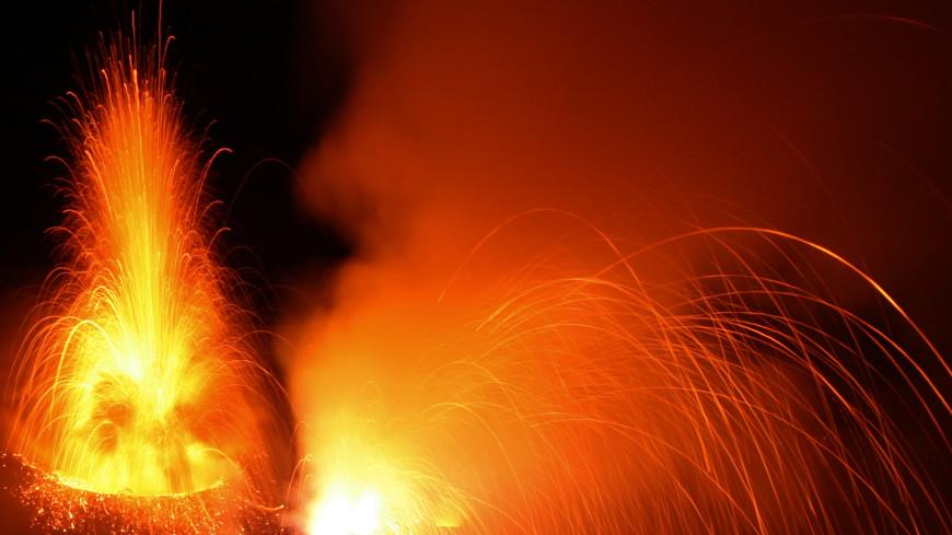 Вулканологи предрекают нарастание вулканической активности в текущем году