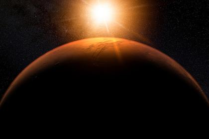 На Марсе найдена «зона жизни»
