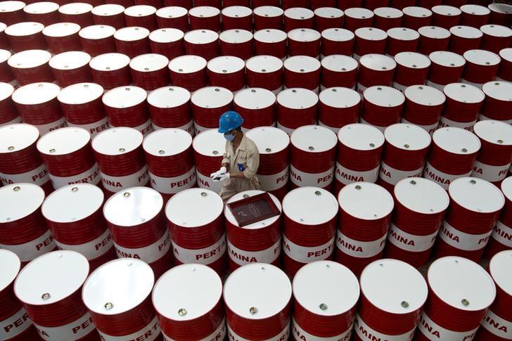 С начала года нефть подорожала более, чем на 5%