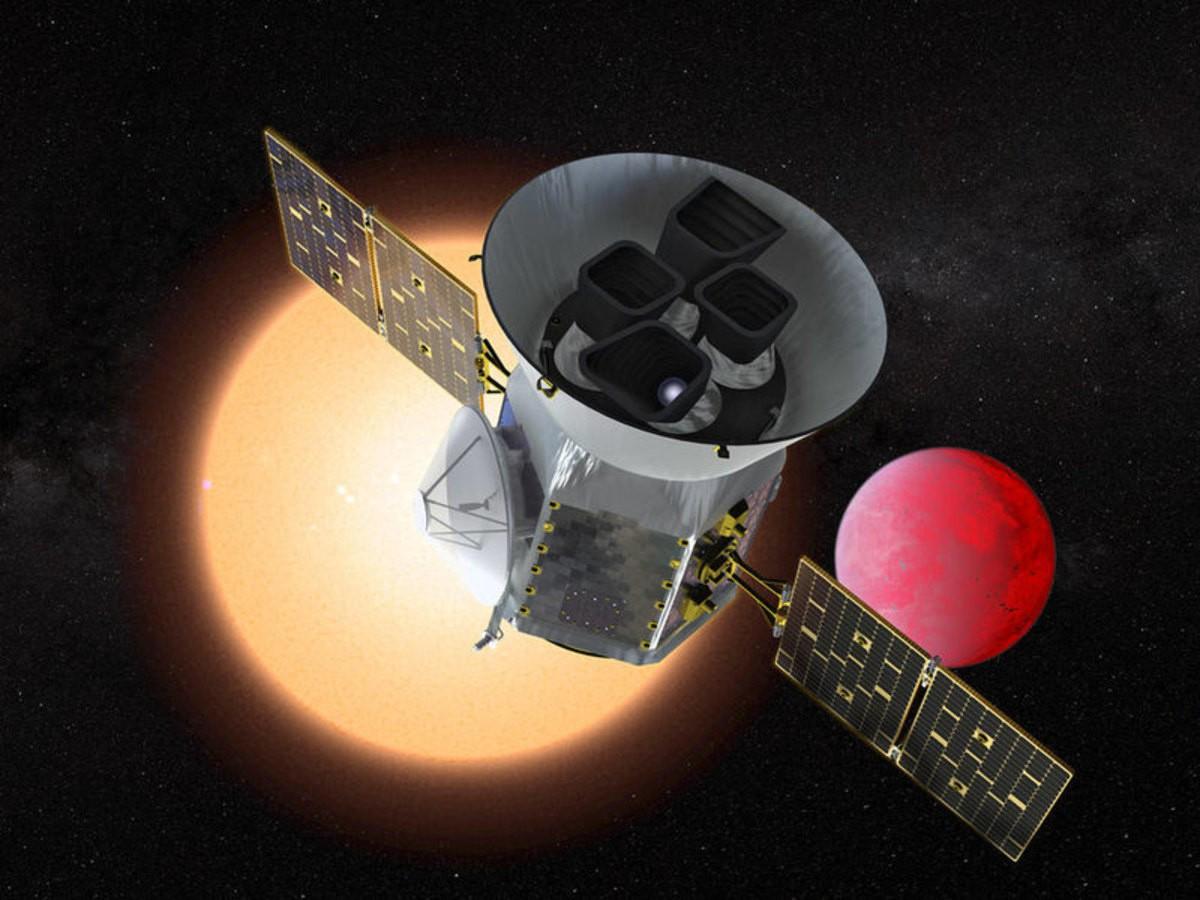 Телескоп TESS открыл еще одну экзопланету