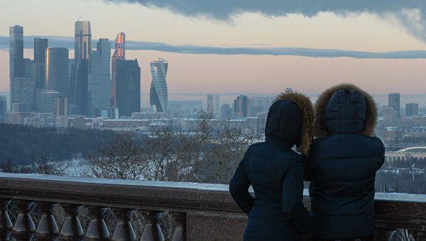 В Москву опять идут морозы