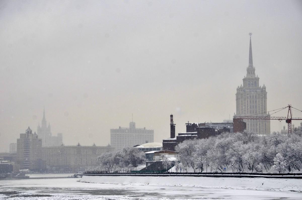 Конец февраля для москвичей будет облачным и ветреным