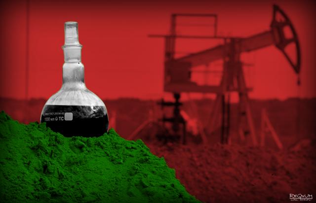 Нефть подорожала до 68 долларов за баррель