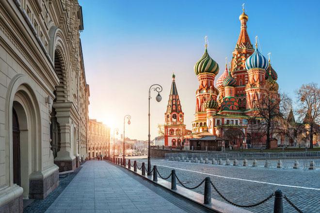 Какой будет погода в Москве на выходных