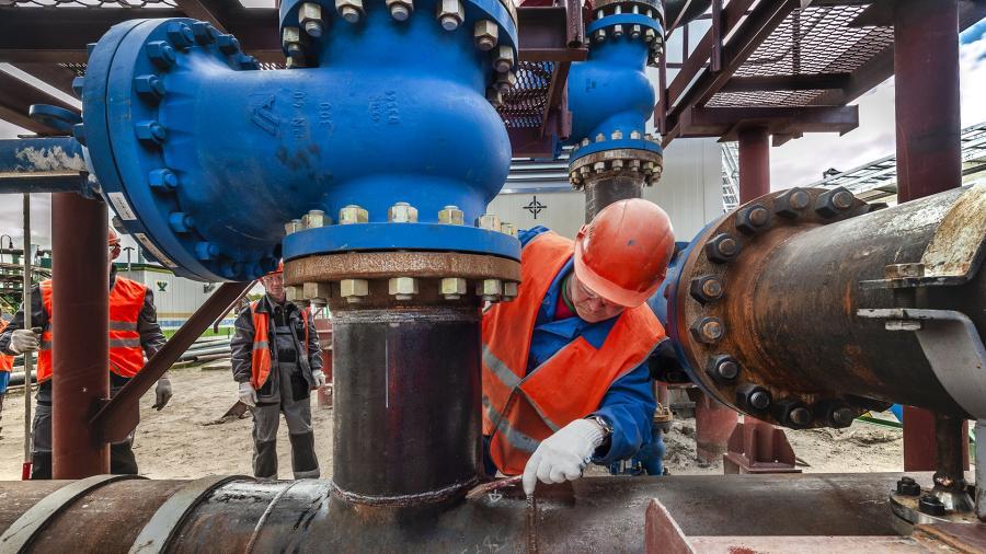 Мировые цены на нефть подскочили на 3%