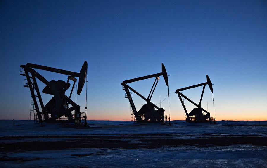 Нефть закончила неделю на отметке $65 за баррель