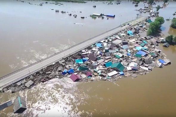 Число жертв наводнения в Иркутской области увеличилось до 23 человек