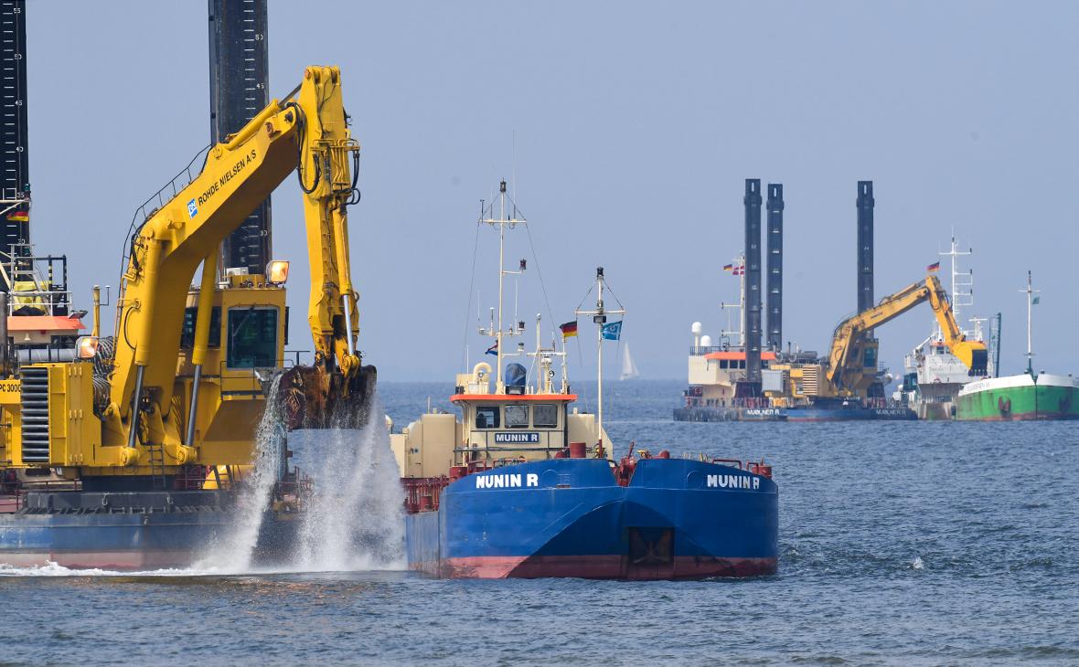 США вводят санкции против «Северного потока – 2»