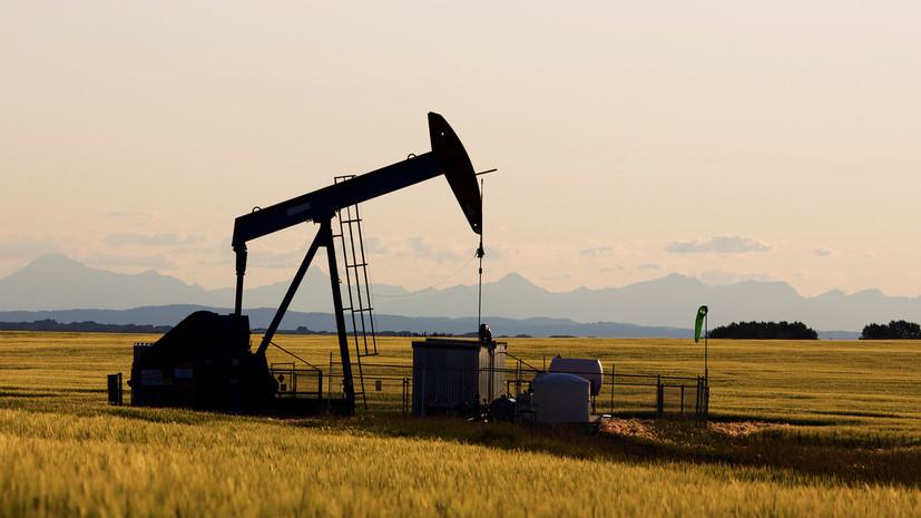 Нефть дорожает после падения накануне