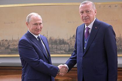 8 января был официально открыт «Турецкий поток»