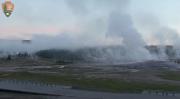 Йеллоустонский вулкан просыпается