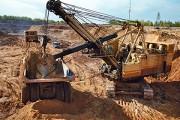 Добыча золота на территории России