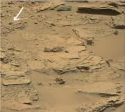 На Марсе найден скелет «снежного человека»