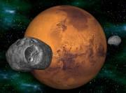В древности у Марса было много спутников