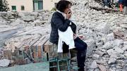 Мощное землетрясение в Центральной Италии