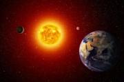 В скором времени планета Земля будет уничтожена Солнцем