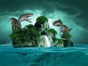Как «дружили» динозавры