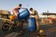 Дефицит воды может спровоцировать третью мировую войну