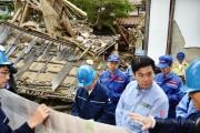 В Японии произошло новое большое землетрясение
