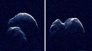 Мимо Земли пролетел громадный астероид 2014 JO25