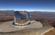 В Чили построят телескоп стоимостью 1 млрд. евро